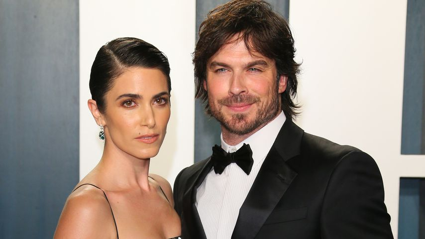 Nikki Reed und Ian Somerhalder bei der Vanity Fair Oscar Party 2020
