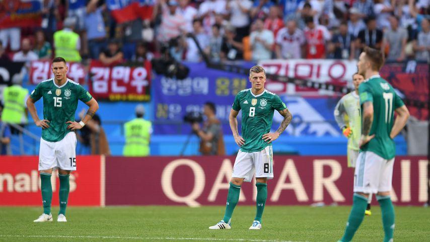 WM-Blamage perfekt: DFB-Team scheidet in der Vorrunde aus!