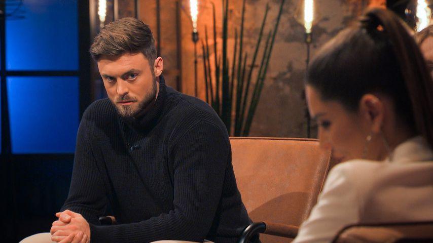 """Niko Griesert und Michèle de Roos bei """"Der Bachelor – Nach der letzten Rose"""""""