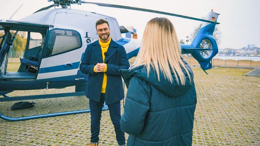 """Niko Griesert und Stephie Stark bei """"Der Bachelor"""""""