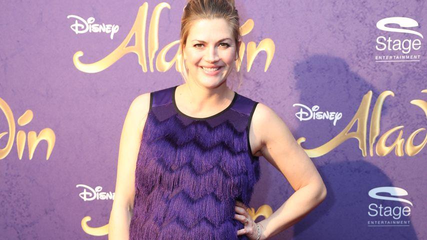"""Nina Bott bei der """"Aladdin""""-Premiere"""