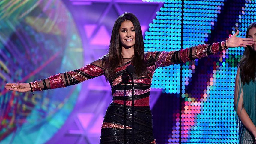 Nina Dobrev und Teen Choice Awards