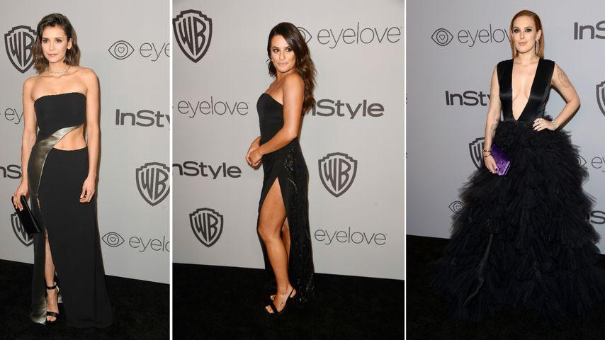 Golden Globes-Dresscode: Deshalb trug ganz Hollywood schwarz