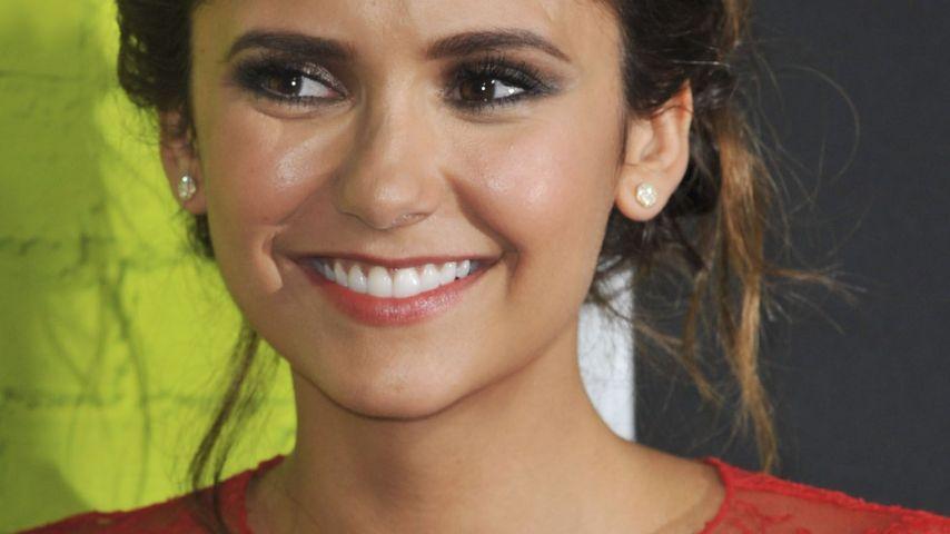 Nach der Trennung: Nina Dobrev kann wieder lachen