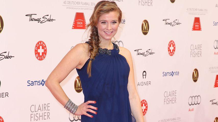 Nina Eichinger: 1. Babybauch-Auftritt auf dem Red Carpet