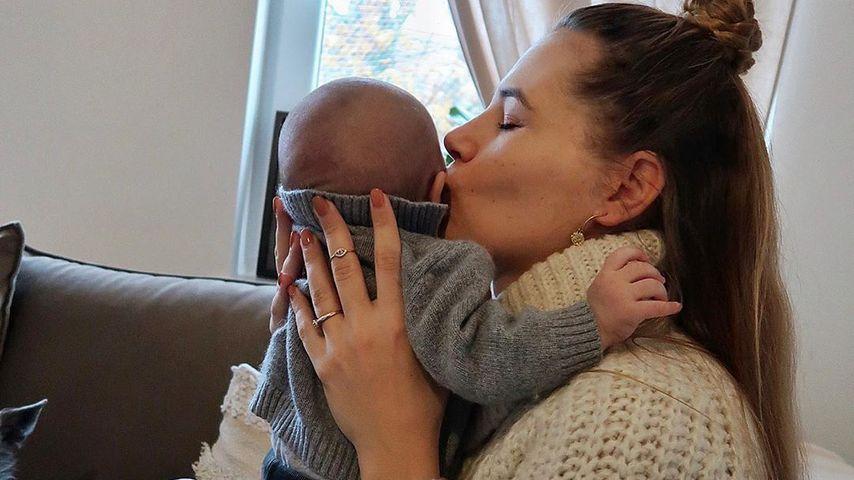 """Krass Schule""-Star Nina Noel in Sorge: Ihr Baby ist krank!"