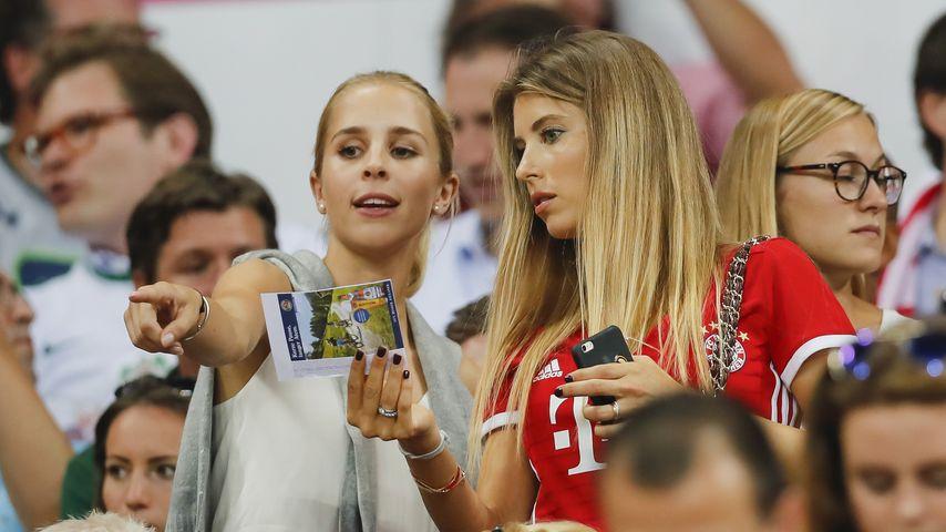Neuers Freundin Nina zeigt Cathy Hummels, wo es lang geht!