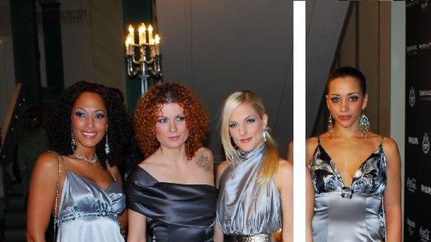 Sandy Mölling, Lucy Diakovska, No Angels und Nadja Benaissa