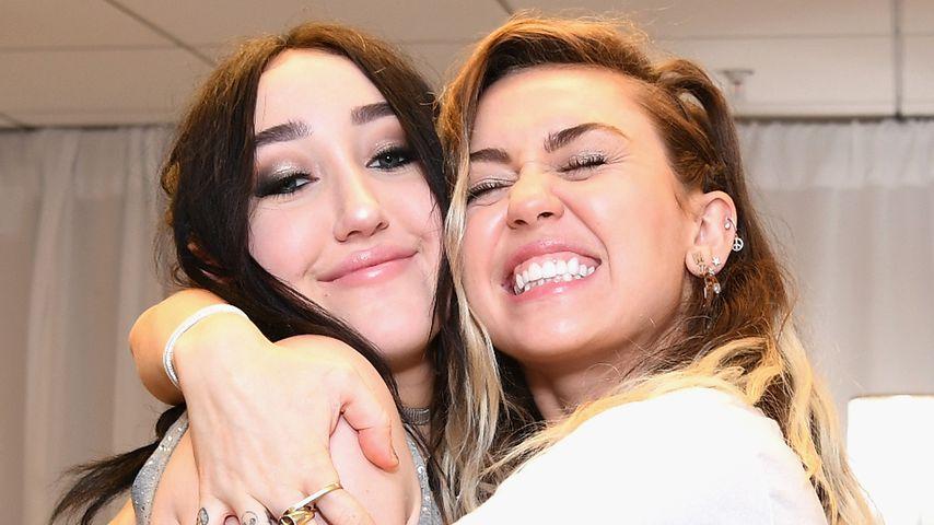 Noah und Miley Cyrus im Juni 2017