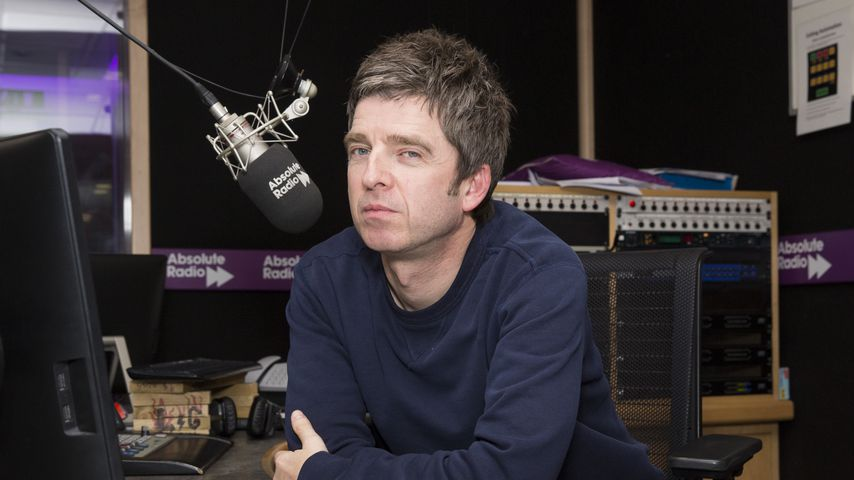 Noel Gallagher im Februar 2016 in London