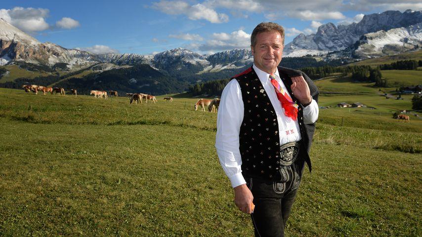 Norbert Rier, Schlagersänger