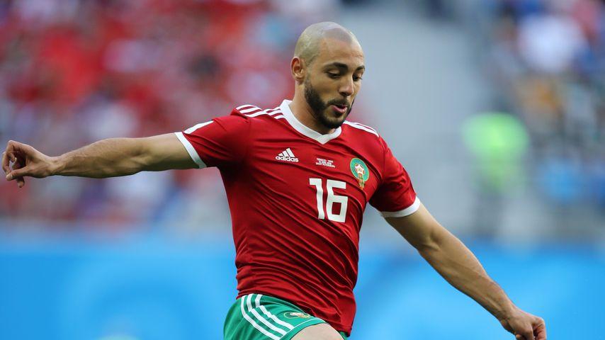 Erster WM-Ausfall: Gehirnerschütterung bei Marokko-Kicker