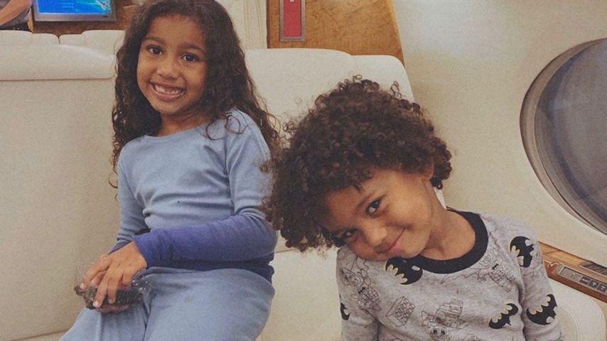 North und Saint West, Kinder von Kim Kardashian und Kanye West