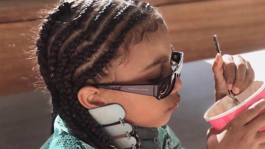 North West, Tochter von Kim Kardashian und Kanye West