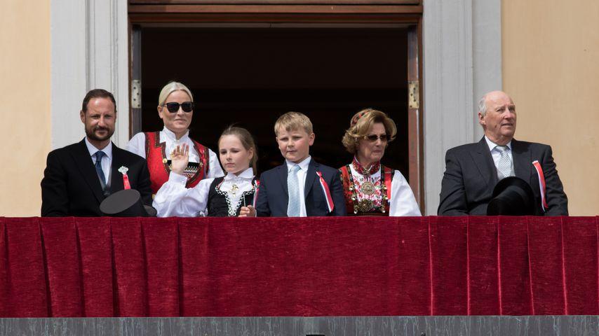 Leben sie zu luxuriös? Rüge für die norwegischen Royals