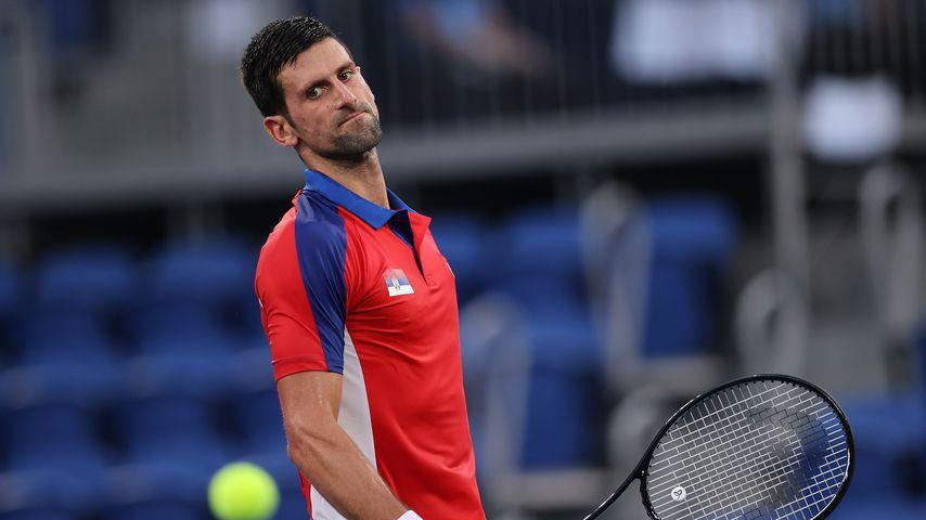 Olympia-Pleite: Tennisstar Novak Djokovic rastet völlig aus