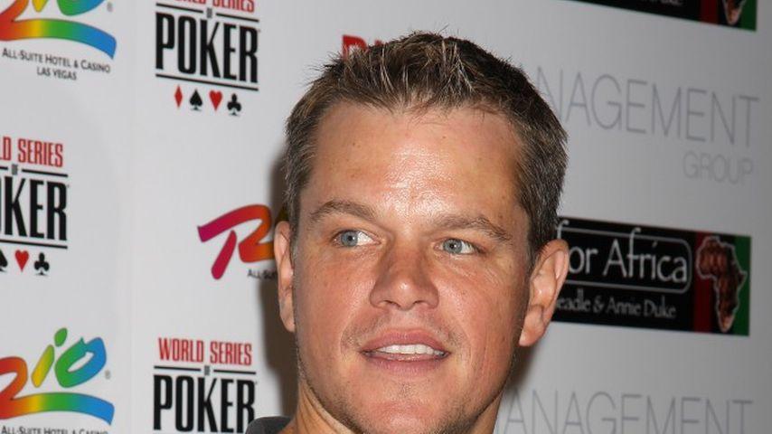 Ich bin verdammt Matt Damon Video unzensiert