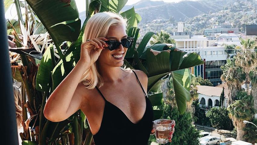 Oksana Kolenitchenko in Hollywood