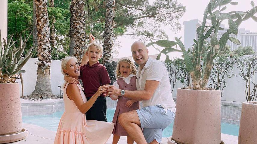 In Las Vegas: Oksana Kolenitchenko hat Traumhaus gefunden!
