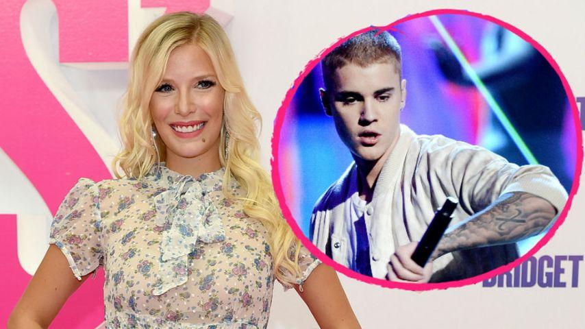 Bieber-Fieber in Berlin: Diese Lady ist Justins größter Fan!
