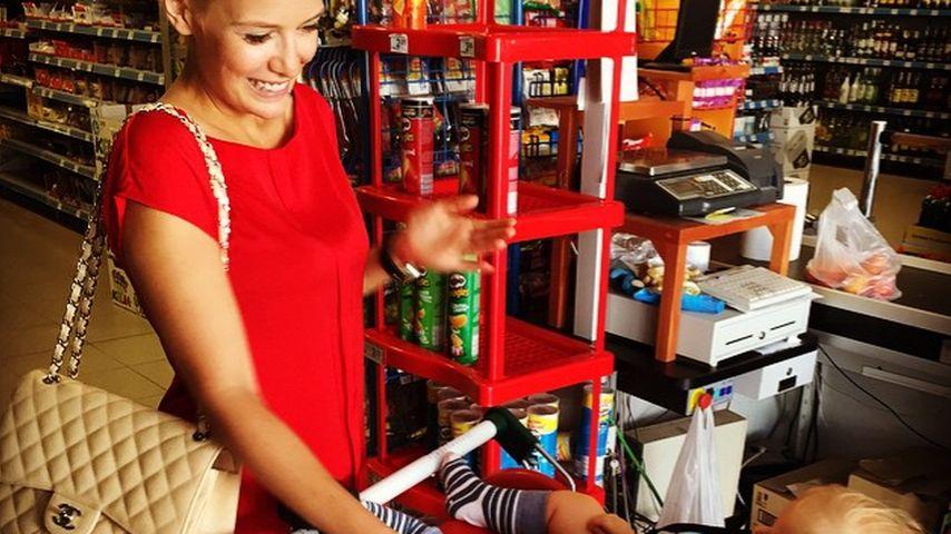 Oksana Kolenitchenko: Praktische Shopping-Tour mit Milan