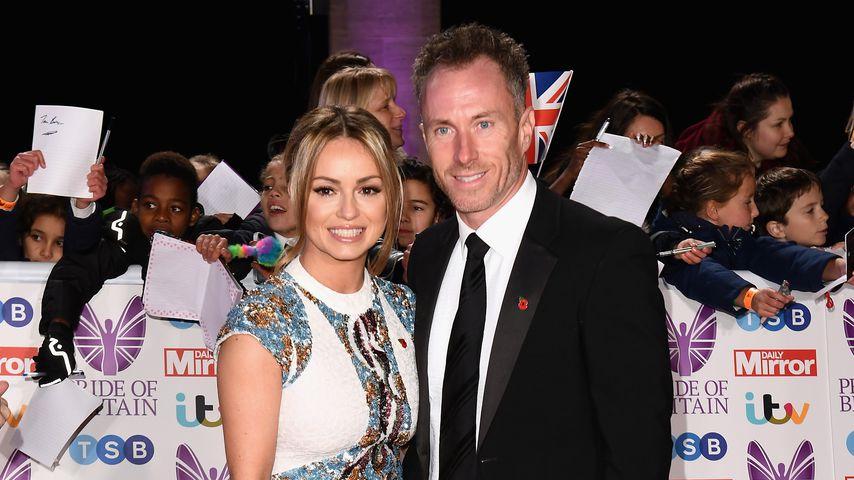 Ola Jordan und ihr Ehemann James