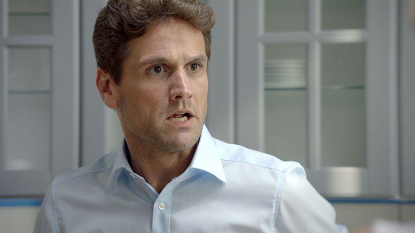Oliver Franck als Martin Ahrens in GZSZ