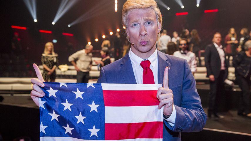 Geheim ist Trump(f): Oli Pochers Tanz bei DT nicht geplant!