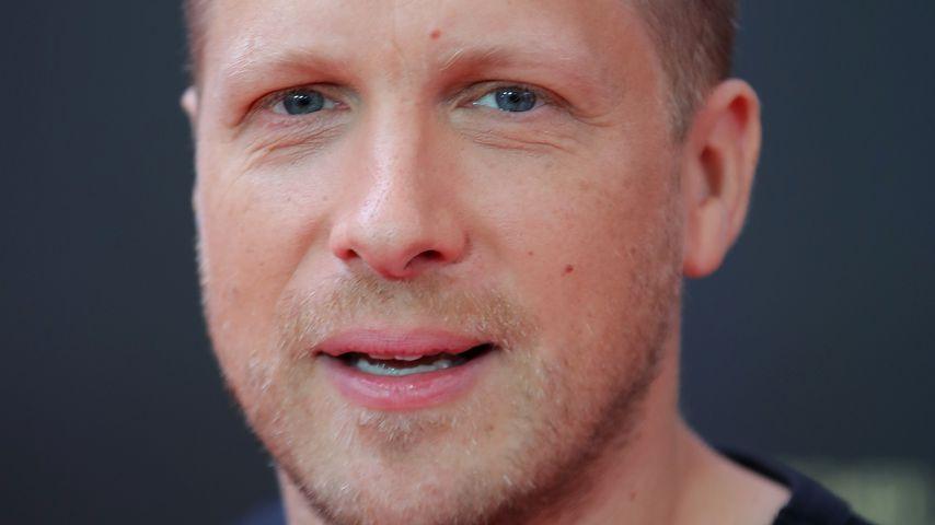 Oliver Pocher beim Deutschen Fernsehpreis 2021 in Köln
