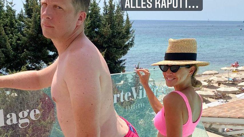 Oli Pocher: So kam es zum Urlaub mit Ex Sandy Meyer-Wölden