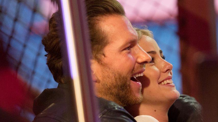 Liz Kaeber und Oliver Sanne