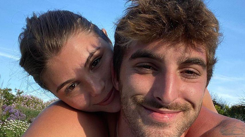 Olivia Jade Giannulli und ihr Freund Jackson Guthy