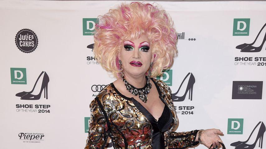 Olivia Jones im Jahr 2014
