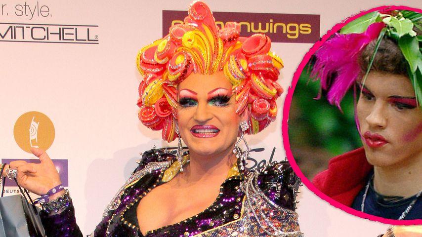 Joey Heindle tritt noch einmal als Drag-Queen auf!
