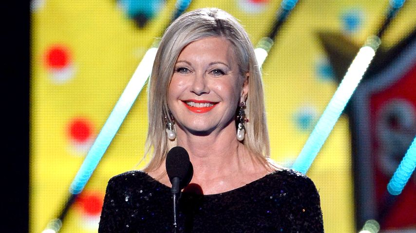 Olivia Newton-John bei den American Country Awards 2013