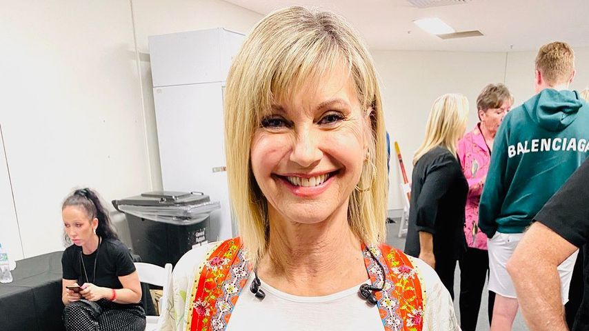 Olivia Newton-John im Februar 2020