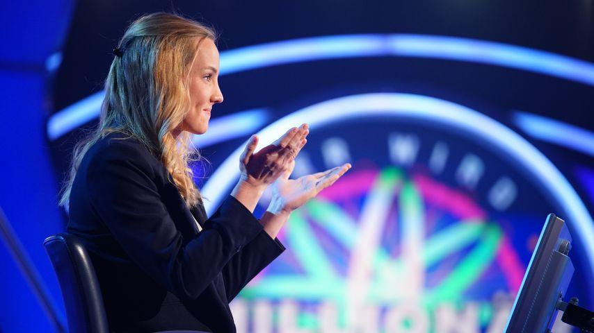 "Olivia Peters, ""Wer wird Millionär?""-Kandidatin"