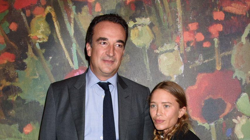 Mary-Kate Olsen & ihr Olivier: Seltener Red-Carpet-Auftritt!