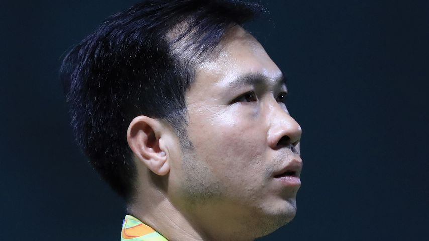 Stolzer Olympia-Sieger: Hoang Xuan Vinh