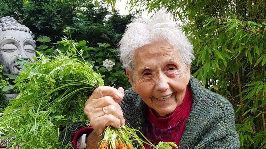Insta-Star Oma Hedel (100): Das ist ihr Gesundheitsgeheimnis