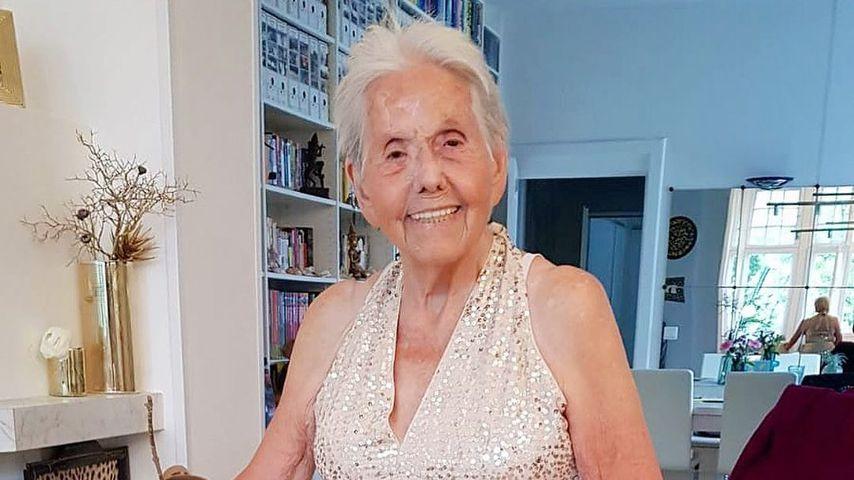 Oma Hedel, Influencerin