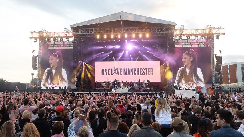 One Love Manchester-Auftritt von Ariana Grande