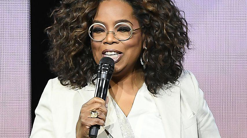 Oprah Winfrey auf einem Event in San Francisco im Februar 2020