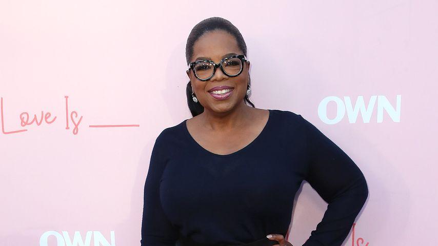 Oprah Winfrey bei einer Veranstaltung in Los Angeles, Juni 2018