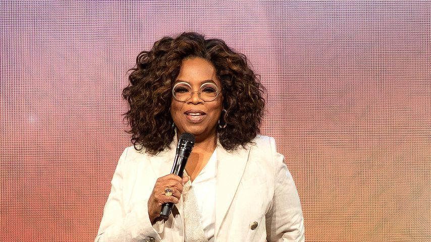 Oprah Winfrey, Moderatorin