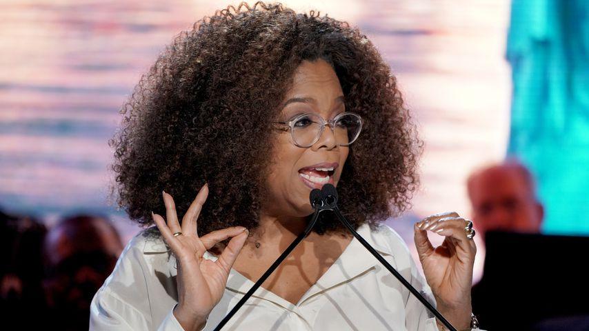 Oprah Winfrey im Mai 2019 in New York City