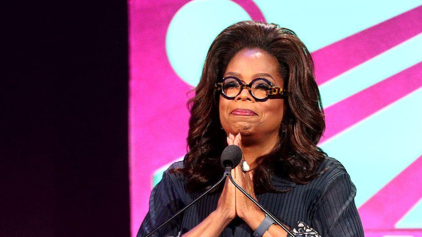 Rührend: Oprah Winfrey redet über Abschied von ihrer Mutter