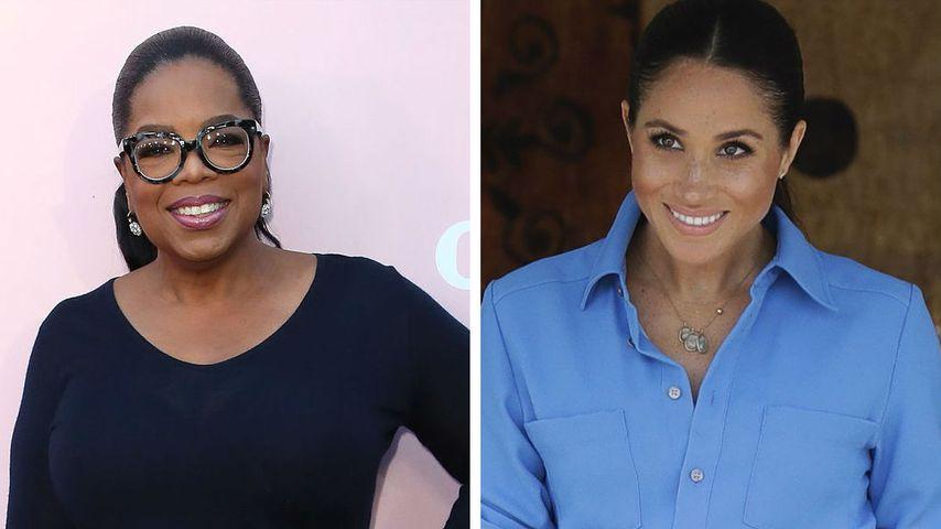 Dieses Geschenk hat Oprah Winfrey für Meghans Baby Sussex