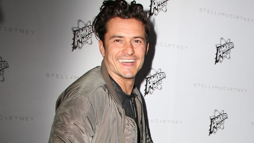 Orlando Bloom bei Stella McCartney