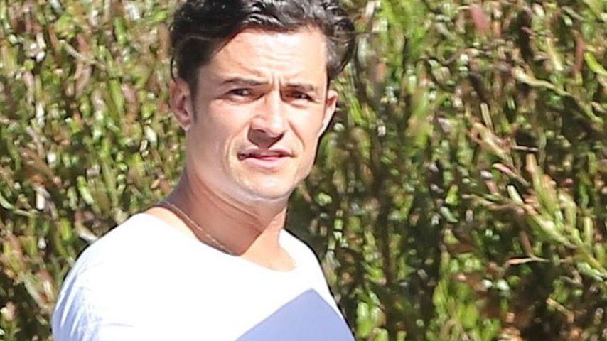Mirandas Verlobung: So reagiert ihr Ex-Mann Orlando Bloom